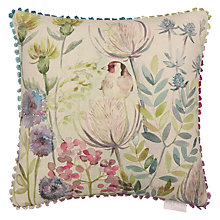 Buy Voyage Goldfinch Cushion Online at johnlewis.com