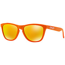 Buy Oakley OO9013 Frogskins Sunglasses Online at johnlewis.com