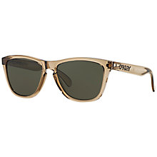 Buy Oakley OO9013 Frogskin Square Sunglasses Online at johnlewis.com