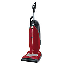 Buy Miele Dynamic U1 Cat & Dog Allergy PowerLine Vacuum Cleaner, Red Online at johnlewis.com