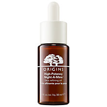 Buy Origins High-Potency Night-A-Mins Skin Refining Oil, 30ml Online at johnlewis.com