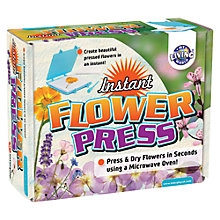 Buy My Living World Instant Flower Press Online at johnlewis.com