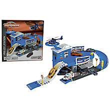Buy Majorette Creatix Car Police Station Play Set Online at johnlewis.com