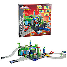 Buy Majorette Creatix Car Petrol Station Play Set Online at johnlewis.com
