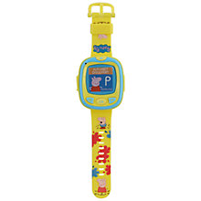 Buy Peppa Pig Smart Watch Online at johnlewis.com