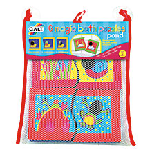 Buy Galt Magic Bath Puzzles x 6 Online at johnlewis.com