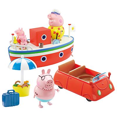 Peppa Pig Holiday Play Set