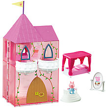 Buy Peppa Pig Once Upon A Time Peppa's Enchanting Tower Pack Online at johnlewis.com