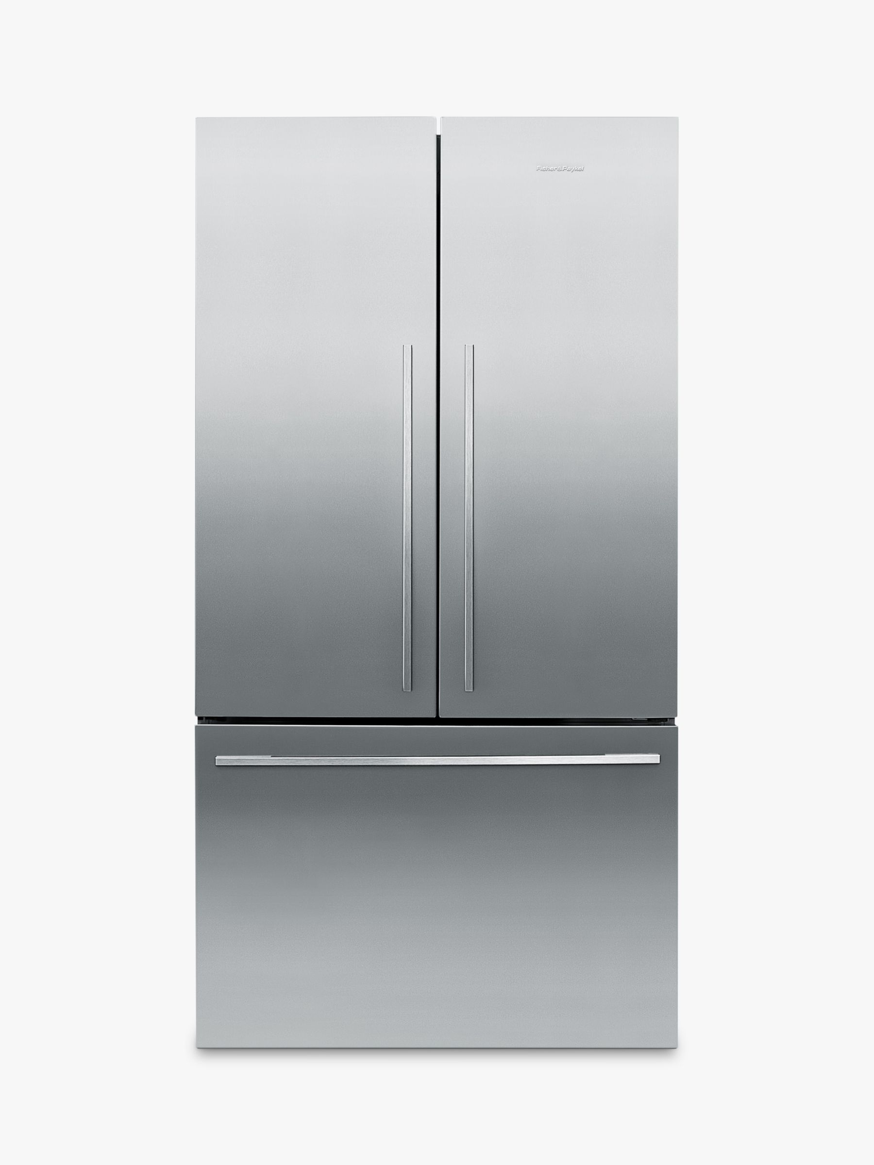 Fisher & Paykel Fisher & Paykel RF522ADX4 Fridge Freezer, A+ Energy Rating, 79cm Wide, Stainless Steel
