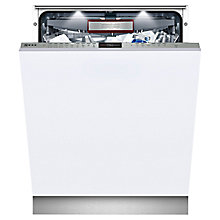 Buy Neff S517P70Y0G doorOpen Assist Intergrated Dishwasher Online at johnlewis.com