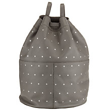 Buy Collection WEEKEND by John Lewis Sarita Star Print Large Backpack Online at johnlewis.com