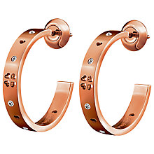 Buy Folli Follie Love & Fortune Earrings Online at johnlewis.com