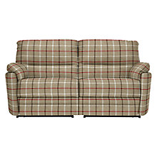 Buy John Lewis Rutland Two Seater Manual Recliner Chair Online at johnlewis.com