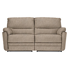 Buy John Lewis Rutland Two Seater Manual Recliner Online at johnlewis.com