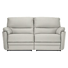Buy John Lewis Rutland Manual Recliner Armchair Online at johnlewis.com