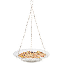 Buy Fallen Fruits Glass Bird Feeder Tray Online at johnlewis.com
