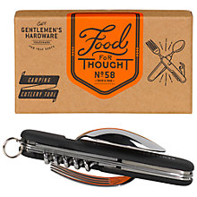 Buy Gentlemen's Hardware Spork Camping Tool Online at johnlewis.com