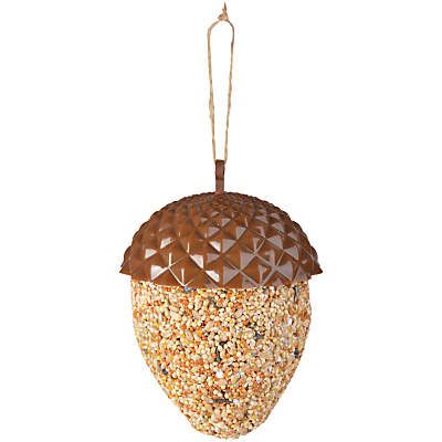 Fallen Fruits Acorn Bird Seed Hanger