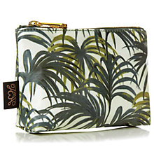 Buy House of Hackney Palmeral Print Wash Bag, Small Online at johnlewis.com