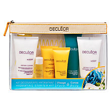Buy Decléor Hydrating Try Me Starter Kit Online at johnlewis.com