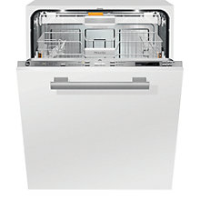 Buy Miele G 6572 SCVI Integrated Dishwasher, White Online at johnlewis.com