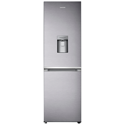 Samsung RB38J7535SR Freestanding Fridge Freezer A Energy Rating 60cm Wide Stainless Steel