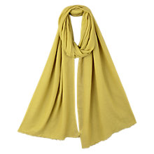 Buy East Cashmere Blend Scarf, Meadow Online at johnlewis.com