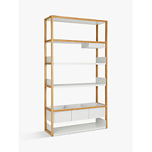 Buy Case Lap Tall Shelving Unit V2 Extension Kit Online at johnlewis.com