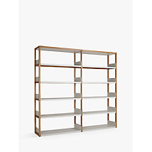 Buy Case Lap Tall 1m Shelving Unit (Plus V1 Extension Kit) Online at johnlewis.com