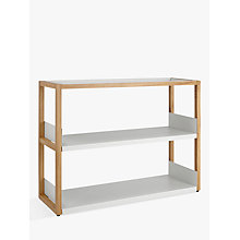 Buy Case Lap Low Shelving Unit V1 Extension Kit Online at johnlewis.com