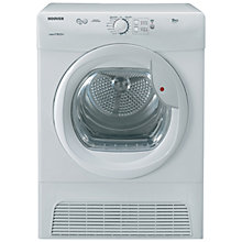 Buy Hoover VTC591NB Condenser Tumble Dryer, 9kg Load, B Energy Rating, White Online at johnlewis.com