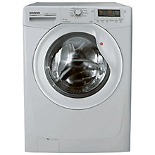 Buy Hoover WDYN9646G Freestanding Washer Dryer, 9kg Wash/6kg Dry Load, A Energy Rating, 1400rpm Spin, White Online at johnlewis.com