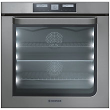 Buy Hoover HOA96VX Built-in Single Pyrolytic Electric Oven, Stainless Steel Online at johnlewis.com