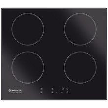 Buy Hoover HPI430BL Induction Hob, Black Online at johnlewis.com