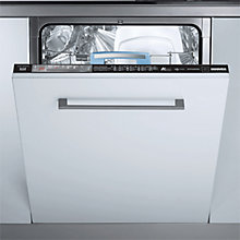 Buy Hoover HLSI400PW Integrated Powerwash Dishwasher, Stainless Steel Online at johnlewis.com