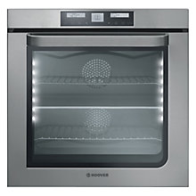 Buy Hoover HOA65VX Prodige Built-in Single Electric Oven, Stainless Steel Online at johnlewis.com