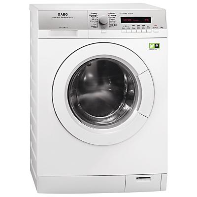 AEG  L79485FL Washing Machine - White, White