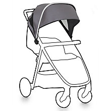 Buy BabyStyle Oyster Lite Exclusive Colour Pack, Grey Online at johnlewis.com
