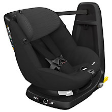 Buy Maxi-Cosi AxissFix Group 1 Car Seat, Black Raven Online at johnlewis.com