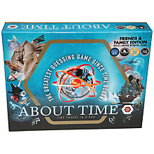 Buy About Time Board Game Online at johnlewis.com
