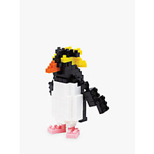 Buy Nanoblock Rock Hopper Penguin Online at johnlewis.com