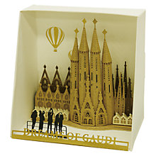 Buy Paper Nano Sagrada Familia Online at johnlewis.com