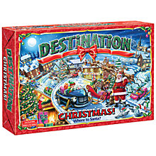 Buy Destination Christmas Board Game Online at johnlewis.com