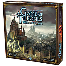 Buy A Game Of Thrones 2nd Edition Board Game Online at johnlewis.com