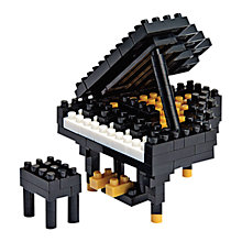Buy Nanoblock Grand Piano Online at johnlewis.com