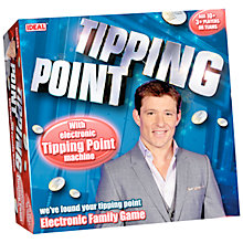 Buy Ideal Games Tipping Point Board Game Online at johnlewis.com