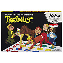 Buy Hasbro Retro Twister Online at johnlewis.com
