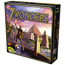 Buy Asmodee 7 Wonders Board Game Online at johnlewis.com