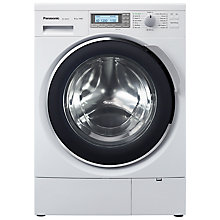 Buy Panasonic NA-168VX4 Freestanding Washing Machine, 8kg Load, A+++ Energy Rating, 1600rpm Spin, White Online at johnlewis.com