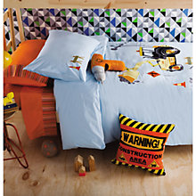 Buy Kas Digger Bedding Set, Single Online at johnlewis.com
